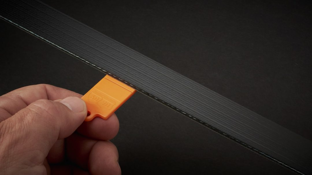 Gates unveils tool for inspecting serpentine belts