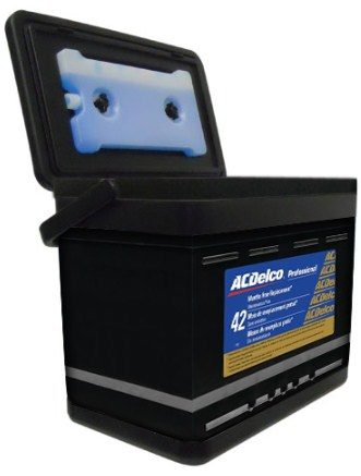Get an ACDelco Battery Cooler in summer promotion
