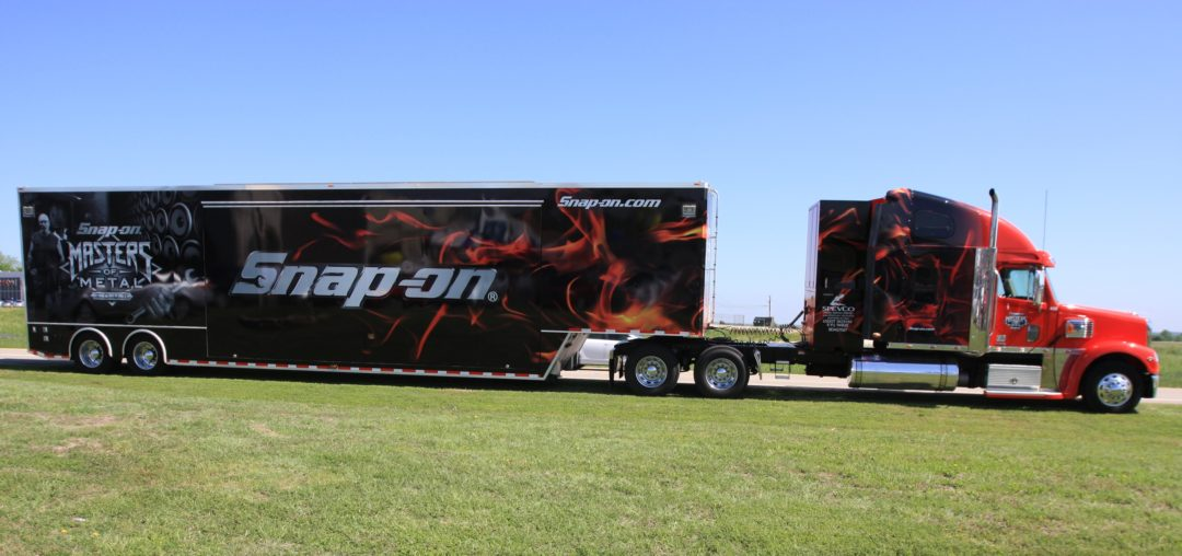 Get interactive at Snap-on's Masters of Metal Tour