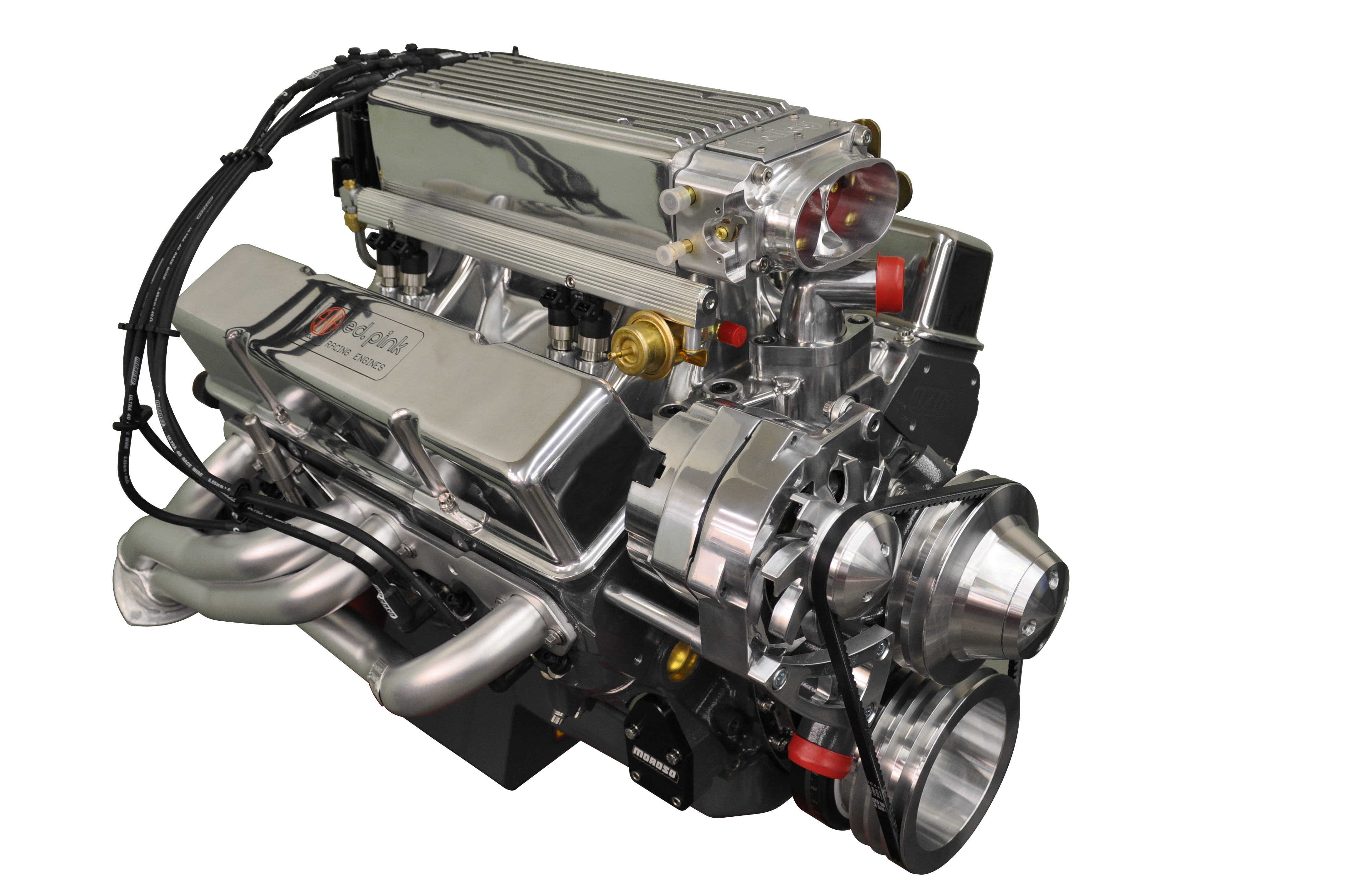Get your own engine built at SEMA