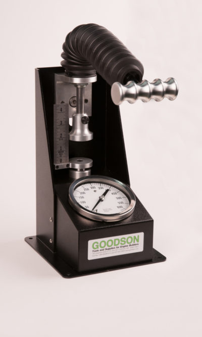 Goodson Tools & Supplies introduces analog valve spring tester