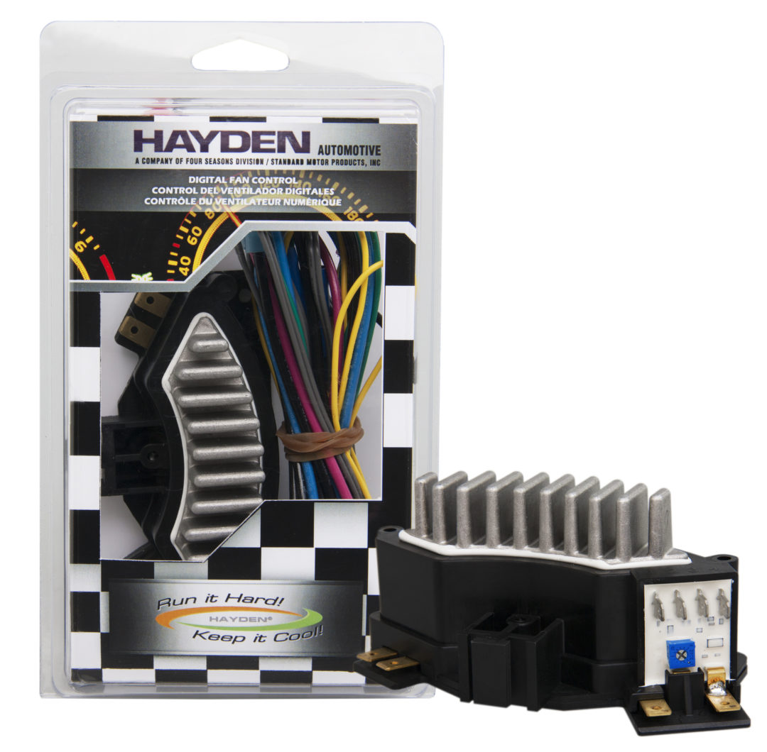 Hayden Automotive adds new digital fan controller to cooling Articles line