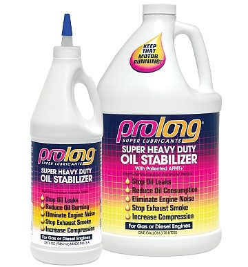 HD oil stabilizer reduces engine lubrication problems