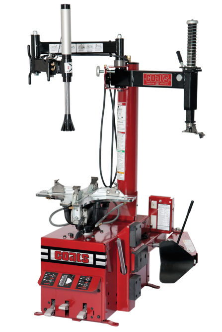 Hennessy adds line of rim clamping tire changers