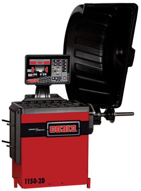 Hennessy Industries launches two new Coats balancers