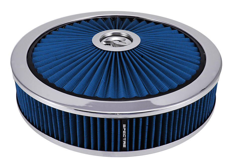 High flow performance air cleaners for classic cars