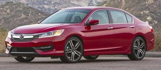 Honda Accord Recall