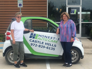 Honest-1 Auto Care: Established to Make Female Customers Feel Welcome and Appreciated