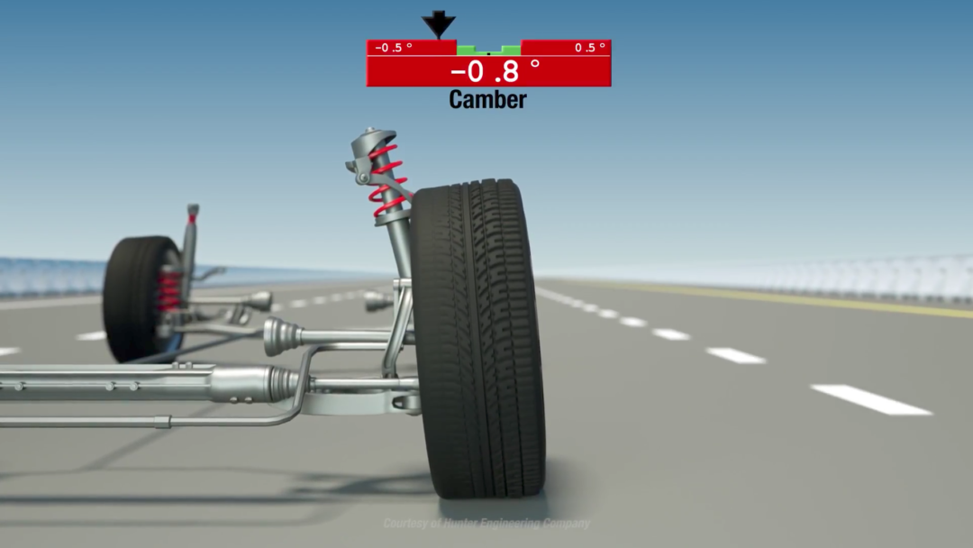 Hunter's New Video Explains Wheel Alignments to Vehicle Owners