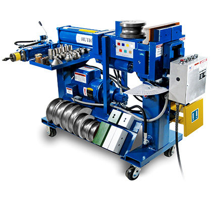 Huth introduces versatile tube bender