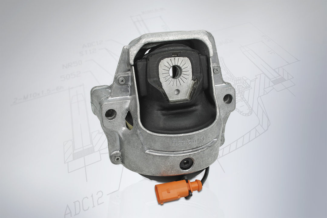 Hydraulic Engine Mounts Available for Audi Platforms