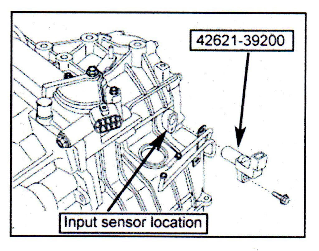 Hyundai Elantra speed sensor diagnosis
