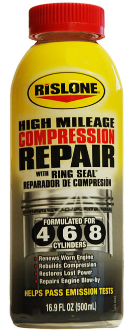 Increase compression in high-mileage engines