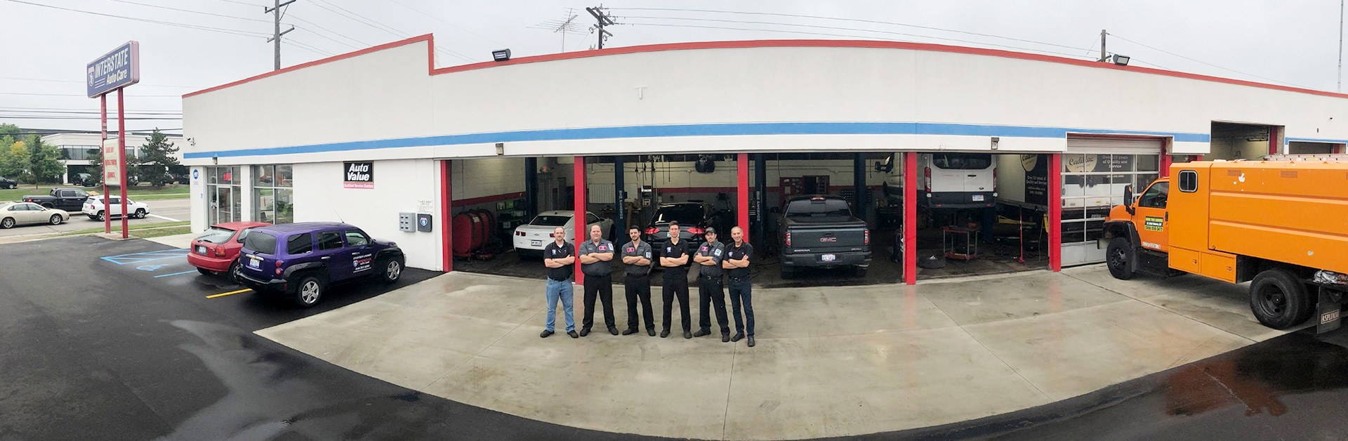 Interstate auto care a midwest success story