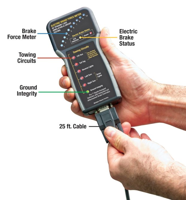 IPA Unveils Electric Brake Force Meter for 7-Spade Equipped Vehicles