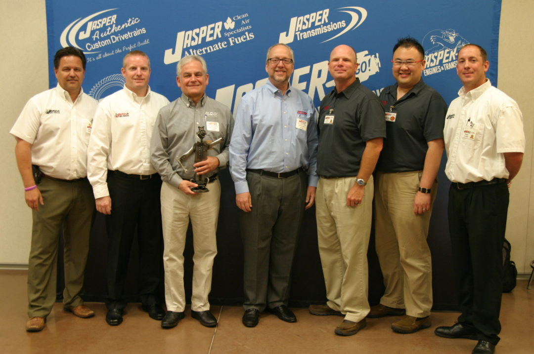 Jasper Recognizes Elgin Industries as a Top-Performing Supplier