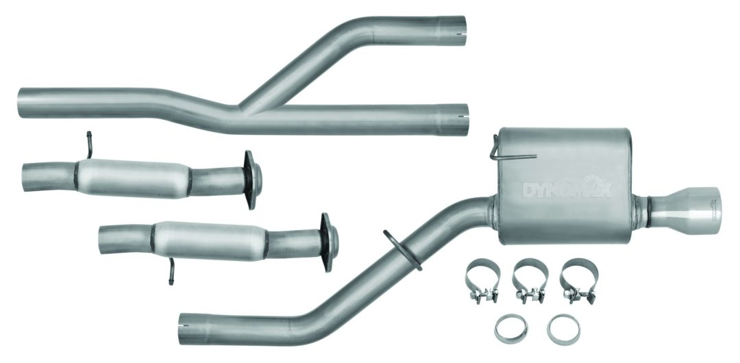 Jeep coverage for DynoMax performance exhaust systems