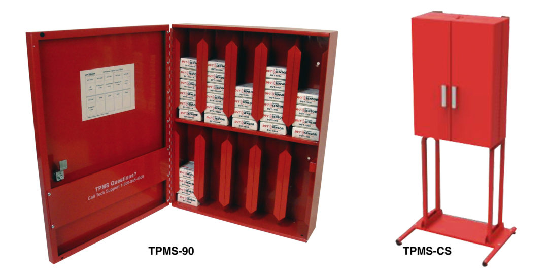 JohnDow introduces a new line of TPMS Sensor Storage Cabinets