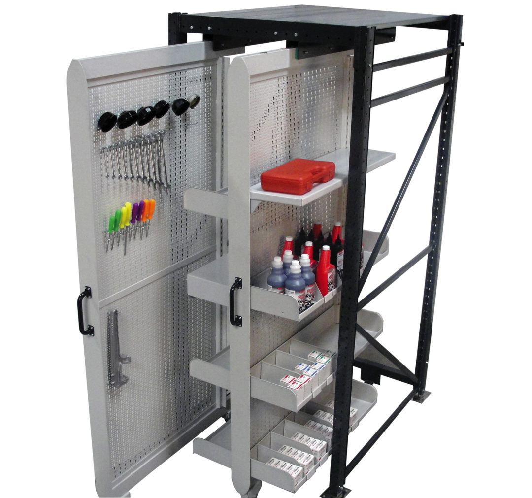 JohnDow introduces Smart Wall modular storage for tools and parts