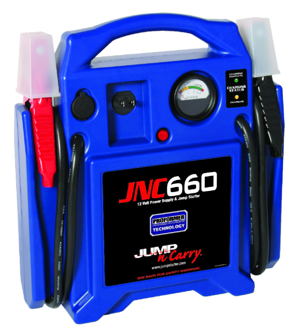 Jump-N-Carry JNC660 automatic recharging system