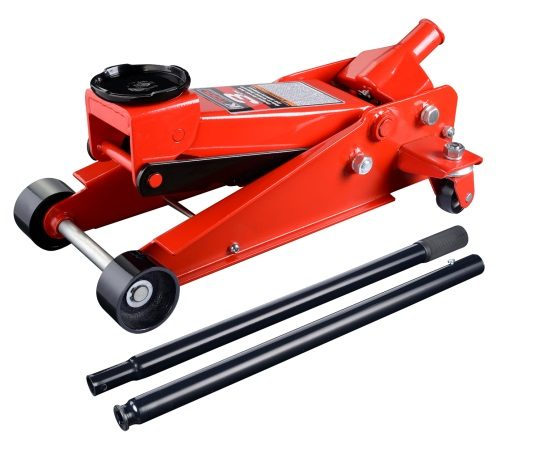K-Tool offers three-ton compact service jack
