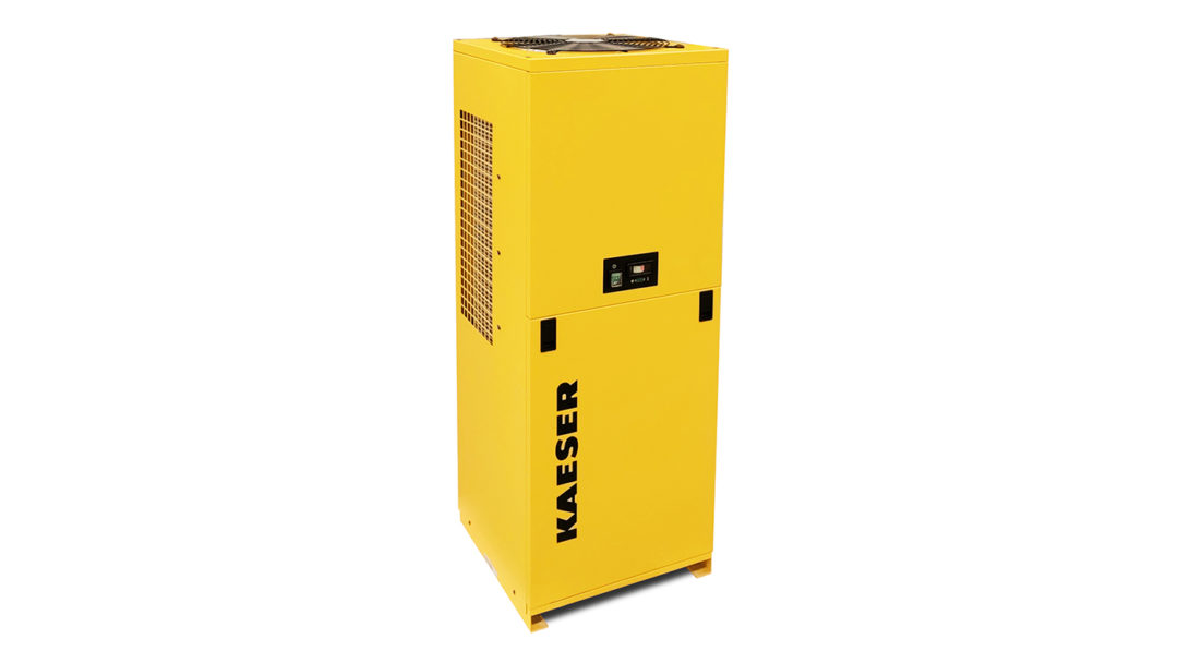 Kaeser Compressors Has New High Temperature Refrigerated Dryer