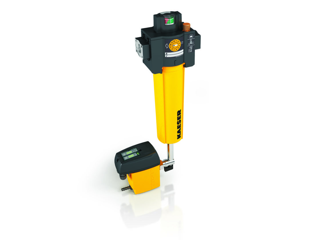 Kaeser Has a New Line of Compressed Air Filters