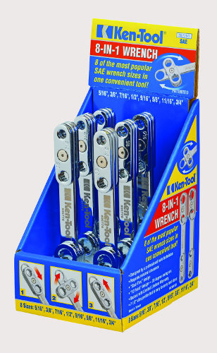 Ken-Tool introduces 8-in-1 Wrench
