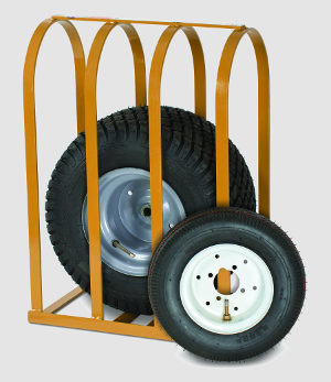 Ken-Tool introduces cage for inflating small, non-highway usage utility tires