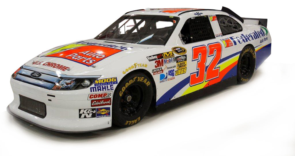 Kenny Schrader will drive Federated Auto Parts Car in NASCAR races