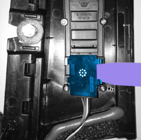 Keyless Entry Connection