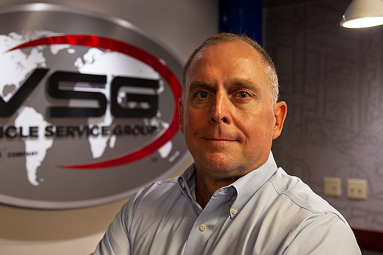 Kirk Dawson Is the New Vice President and General Manager at VSG