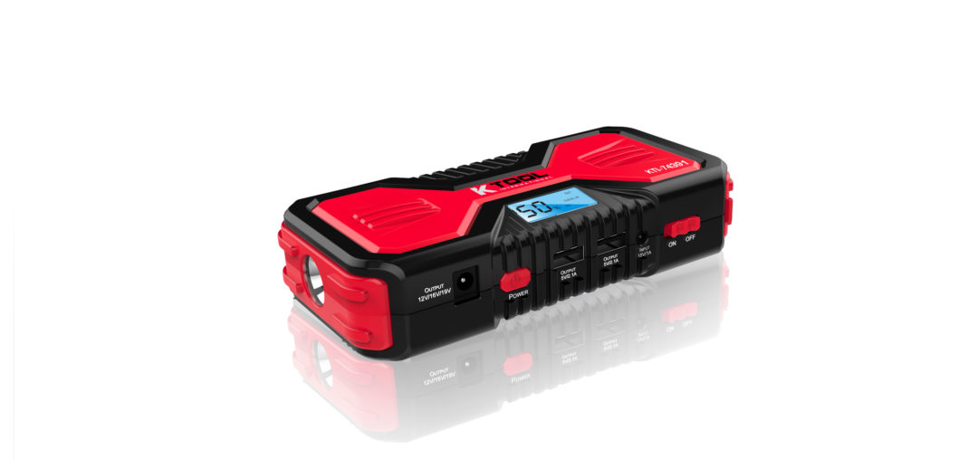 KTI Has a New Line of Portable Jump Starters