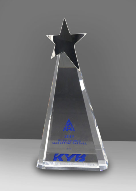 KYB is APA's 2019 Marketing Partner of the Year