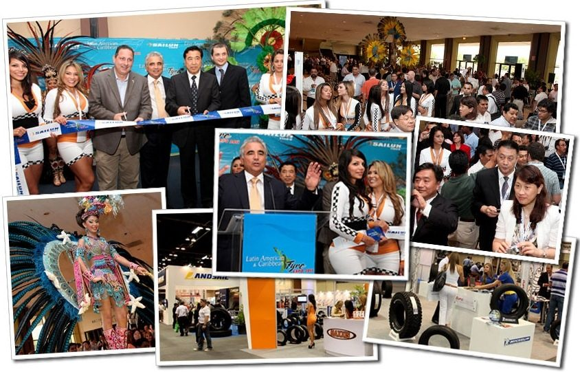 Latin American & Caribbean Tyre Expo opens in July