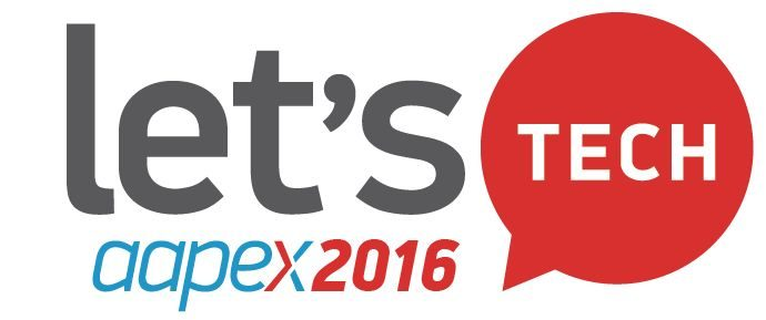 Let's Tech Presentations to Premier at AAPEX 2016