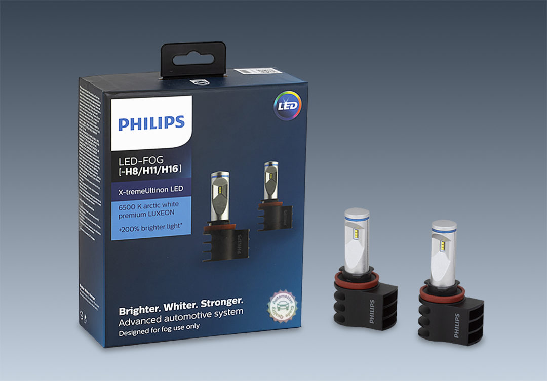Lumileds Offers Philips X-tremeUltinon Fog Lamp