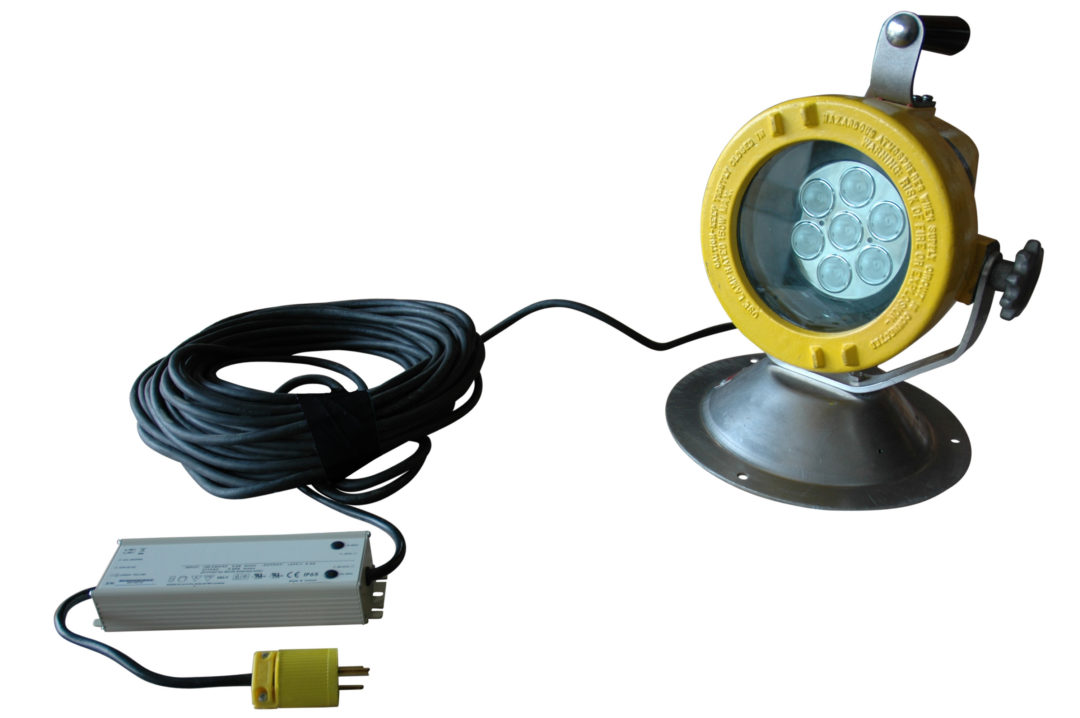 Magnalight Low Voltage Explosion Proof LED Work Light