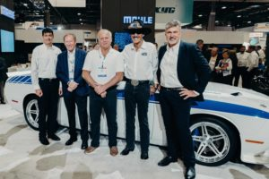 Mahle Aftermarket Awards Dodge Challenger to Grand Prize Winner