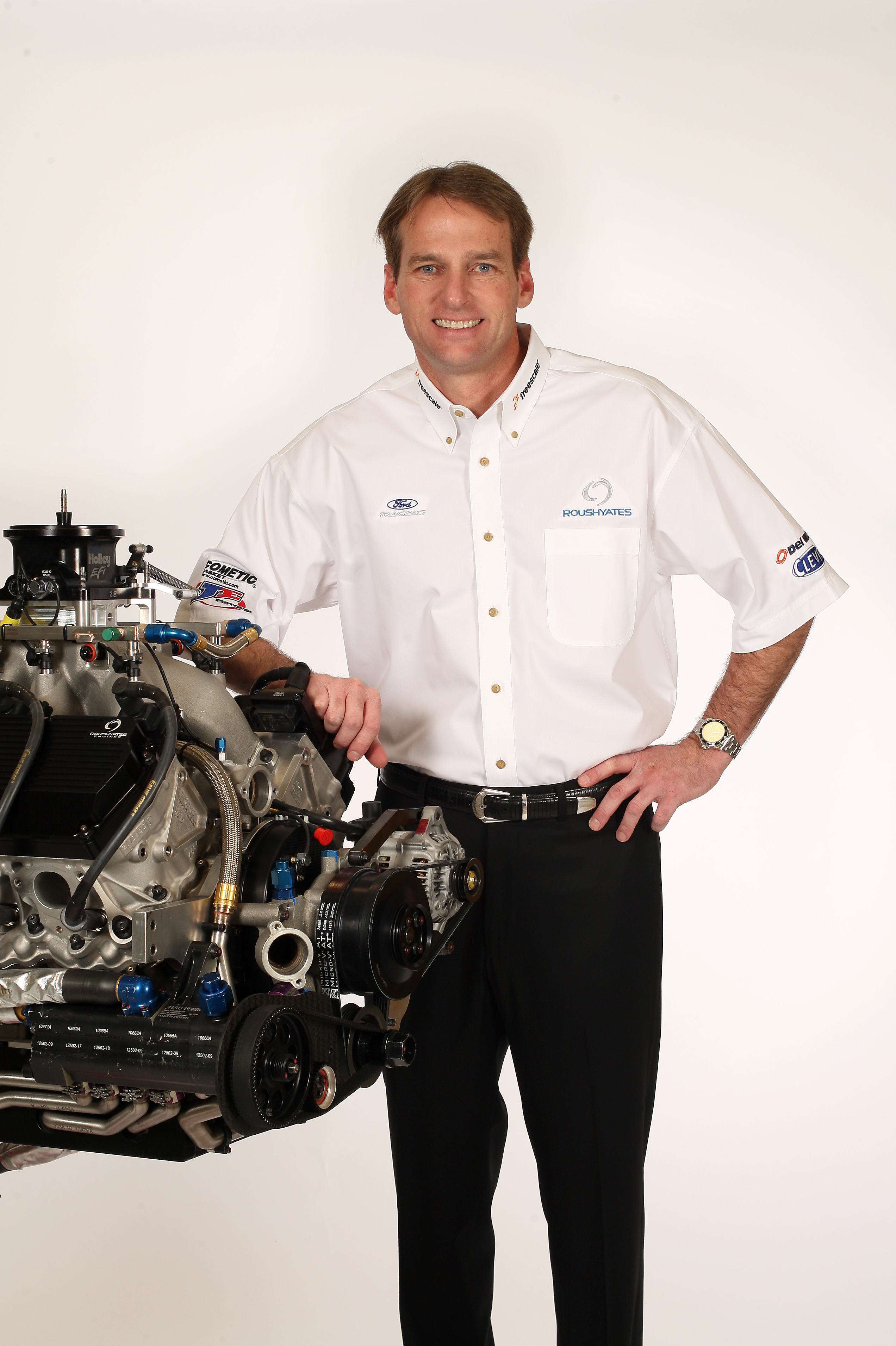 MAHLE Clevite will feature Doug Yates at PRI Show