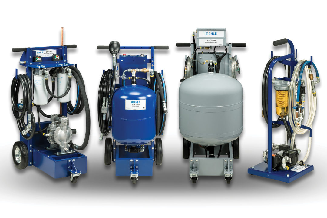 Mahle Expands FluidPro Line of Fluid Exchange Systems