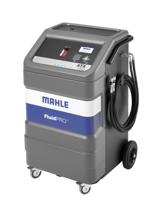 Mahle Introduces ATX 150 Automatic Transmission Service Machine