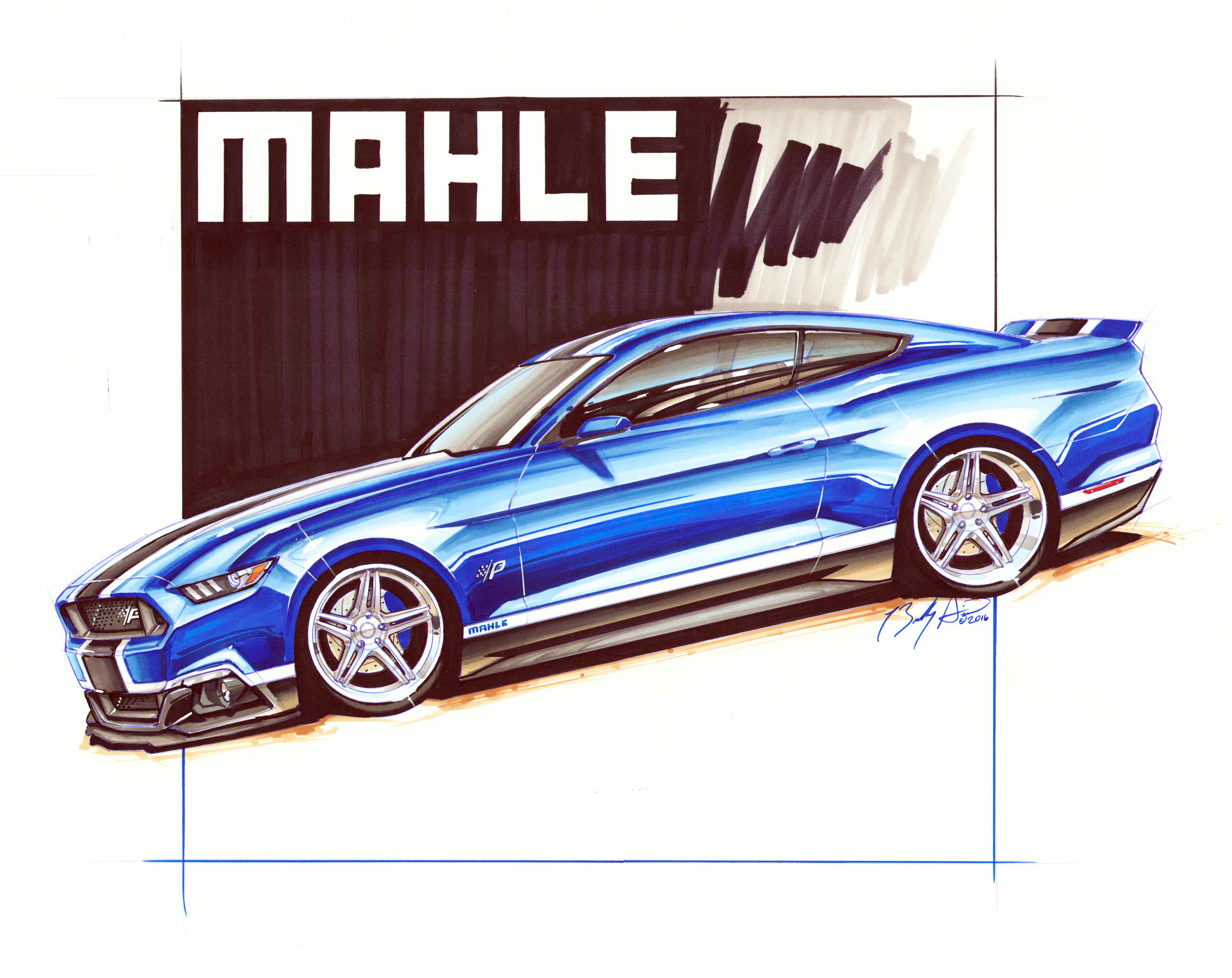 Mahle Launches 'Drive with the Original' Technician Promotion