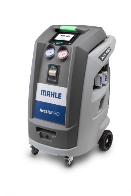 Mahle Unveils New Generation of A/C Service Units