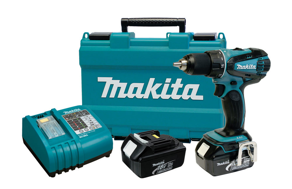 Makita adds to Lithium-Ion cordless drill line