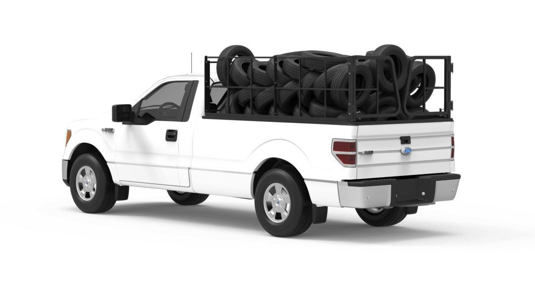 Martins Industries Releases Tire Cages for Pickup Trucks