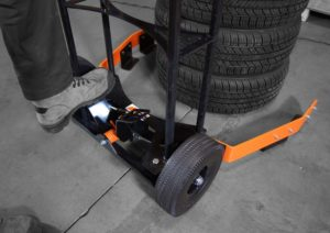 Martins Industries Updates Tire Rider Tuff Cart