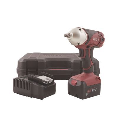 Matco offers cordless impact wrench kit
