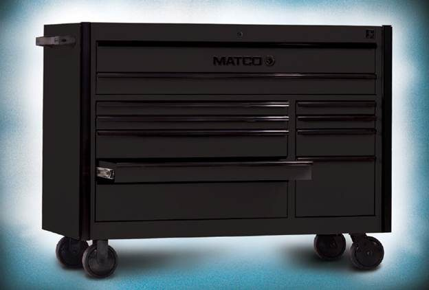 Matco Tools launches limited edition Black-Out-Box