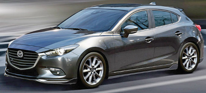 Mazda3 Vehicles Recalled Due to Defective Wipers